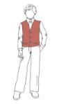 Picture of Classic Vest